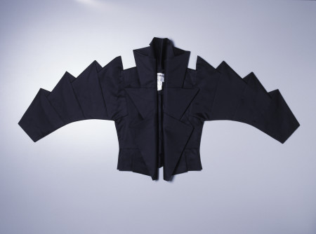Dinosaur, jacket, Issey Miyake, Japan, 1991, MAAS collection