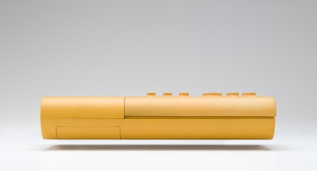 Olivetti 'Divisumma 18 Portable calculator, designed by Mario Bellini, 1973, Italy, MAAS collection, 2013/100/1