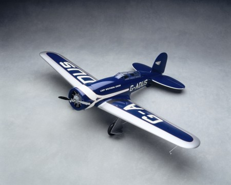 Model of Lockheed Altair Lady Southern Cross