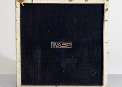 Wasp speaker box used by Radio Birdman