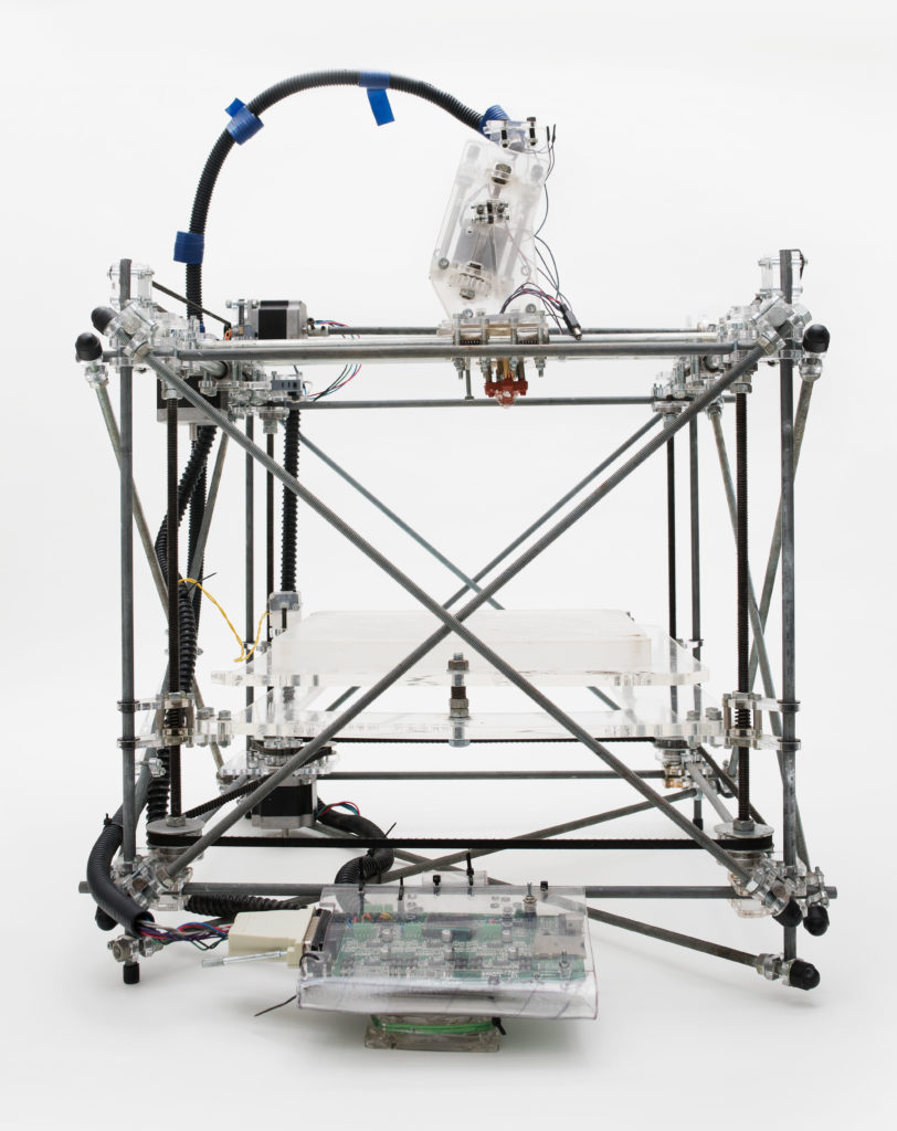 'Darwin' the first RepRap 3D printer