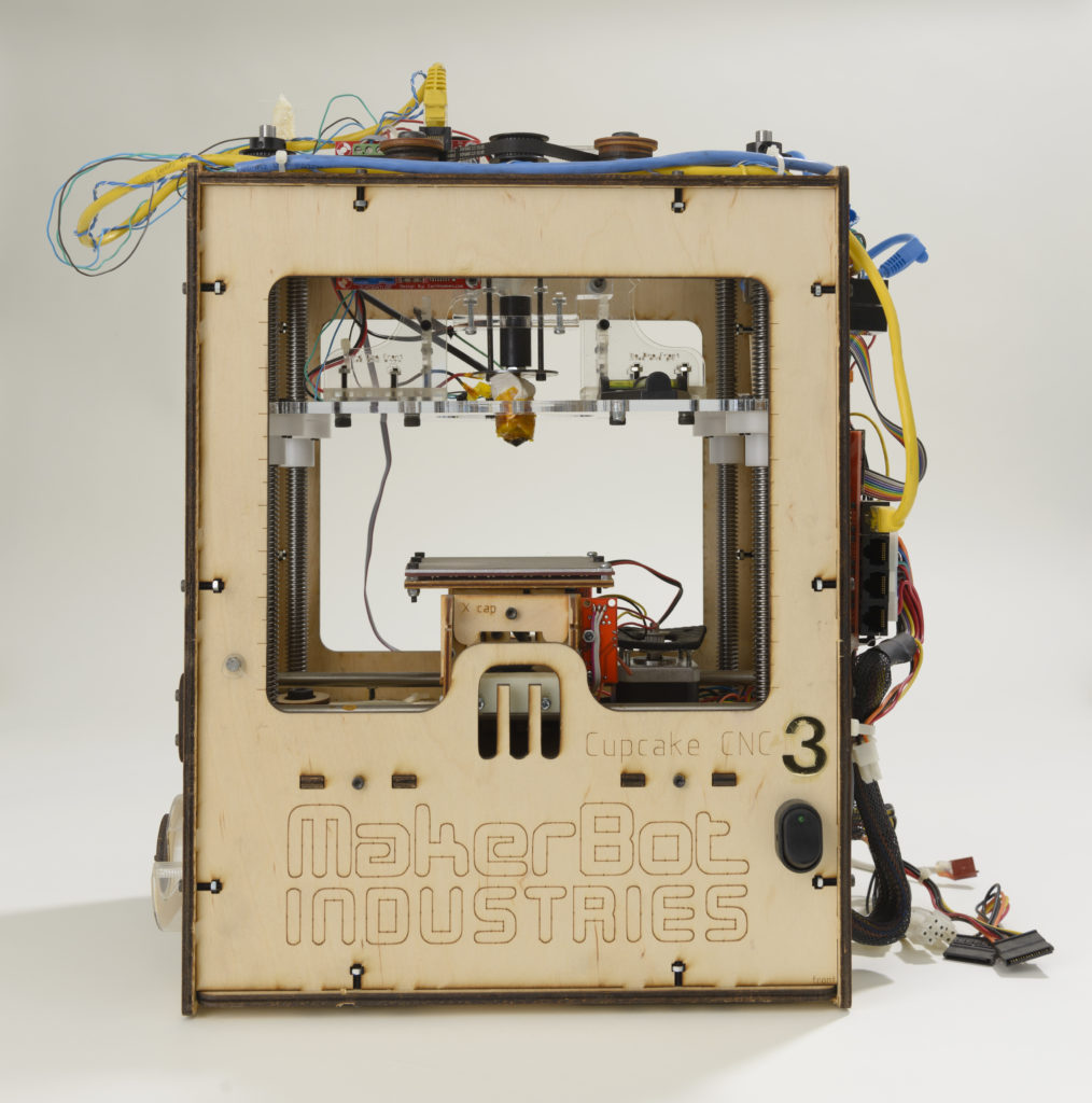 3D Printing and the Open Source Movement – Inside the Collection
