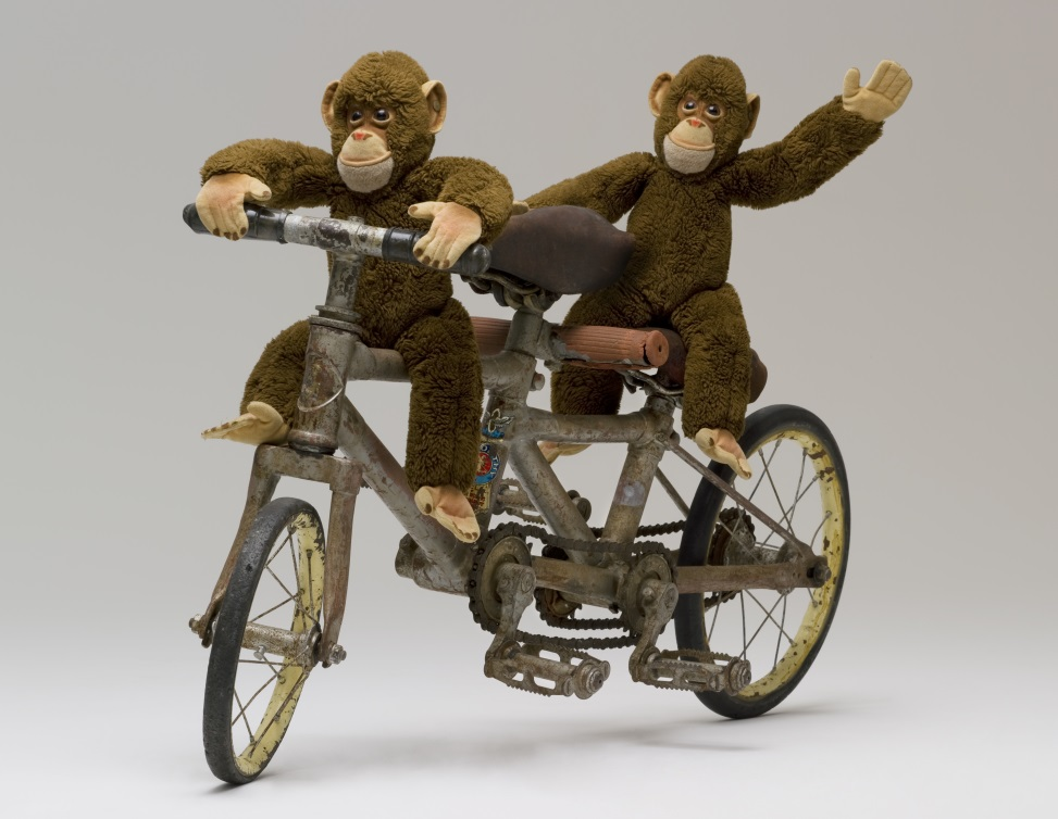 Edworthy tandem monkey bicycle