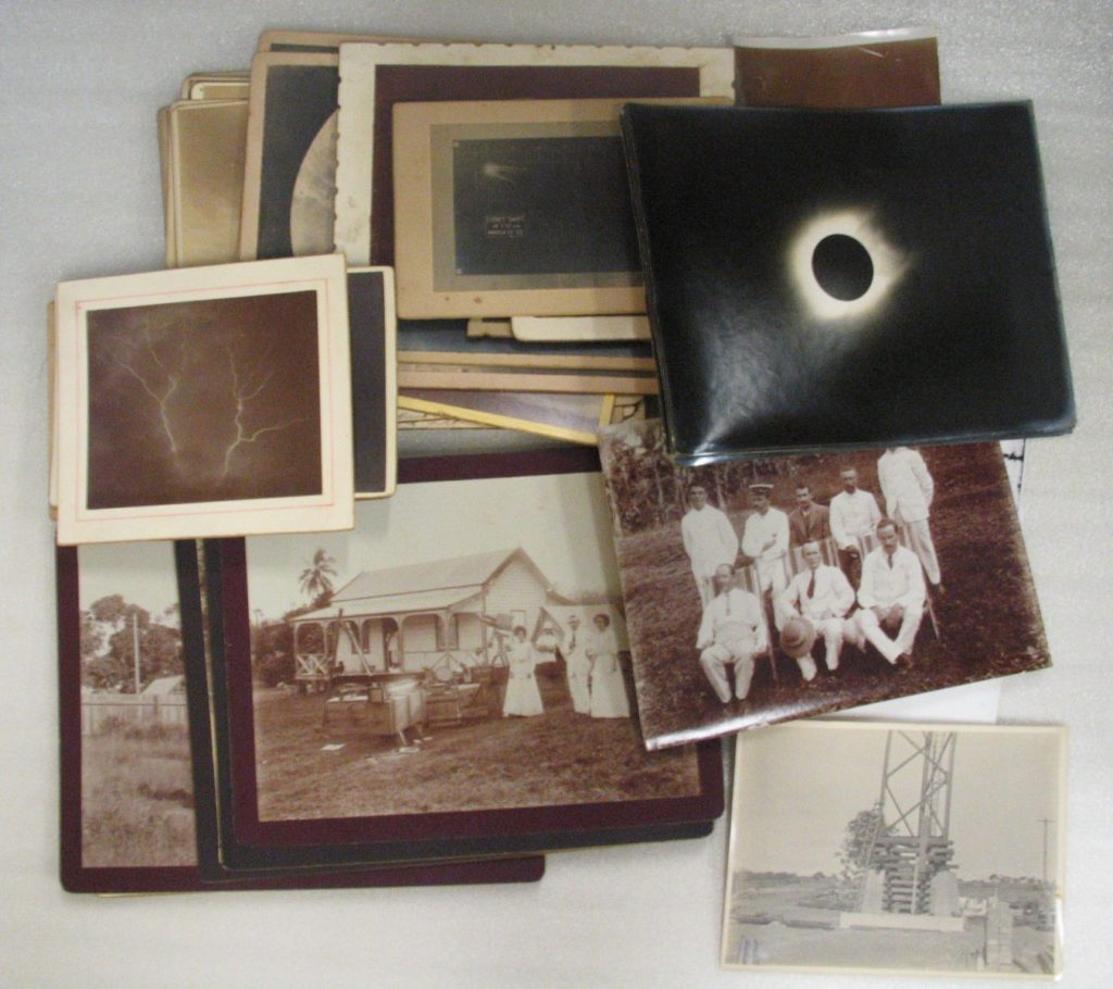 Collection of 61 photographic prints taken or used by James Short.