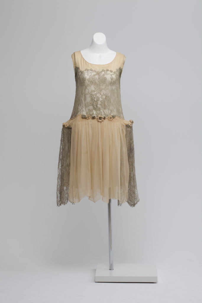 Wedding dress worn by Margaret Hamilton
