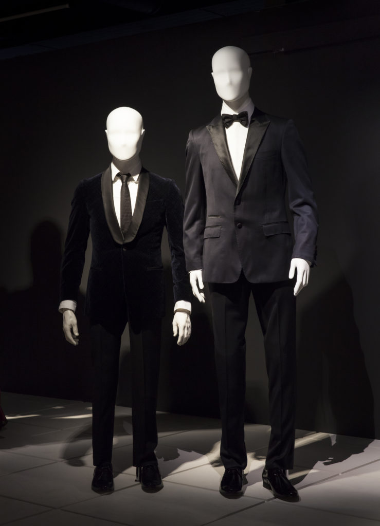 Wedding suits worn by Anthony Callea and Tim Campbell