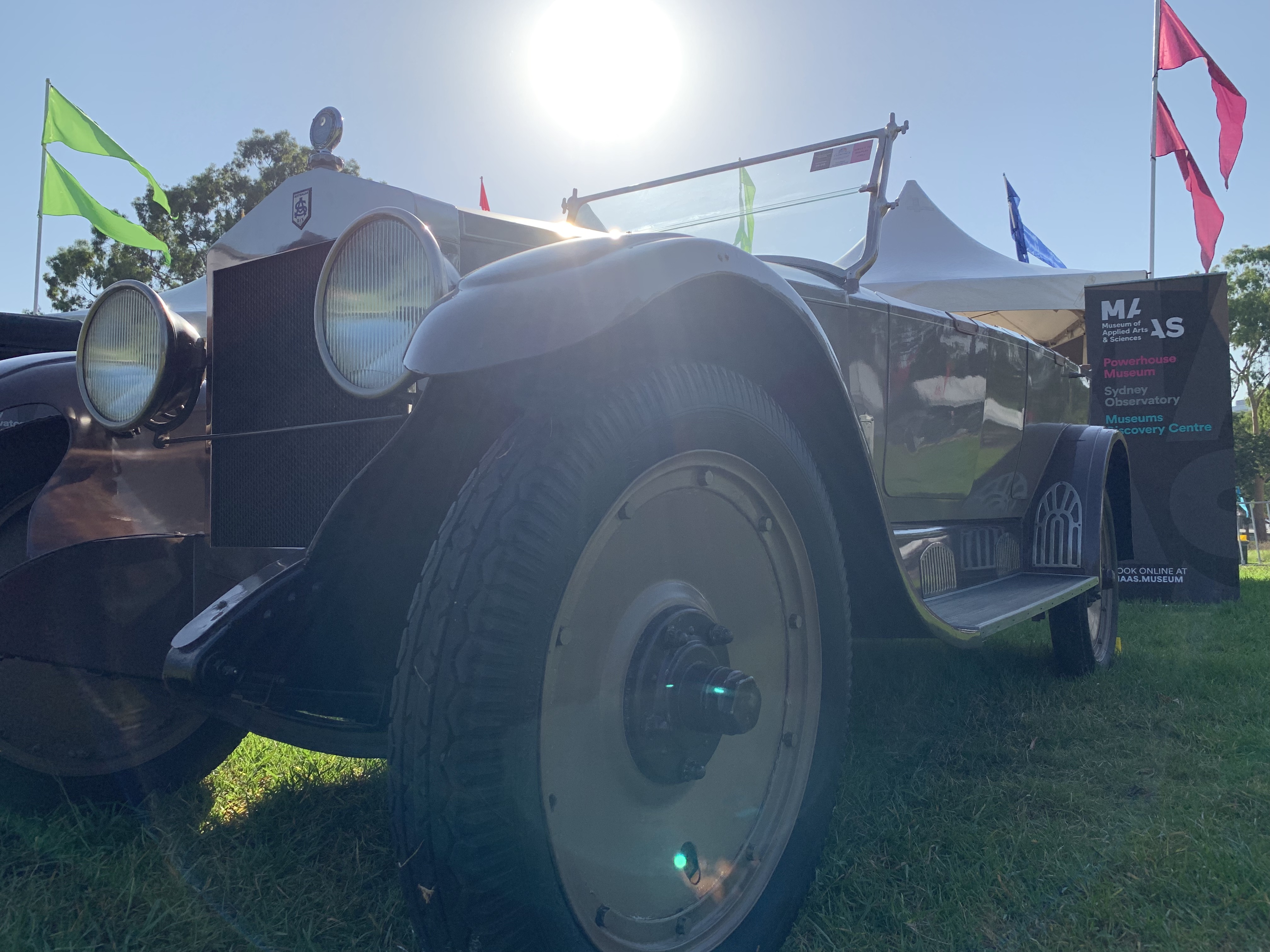 MAAS Cars at Parramatta's CARnivale 2019 – Inside the Collection